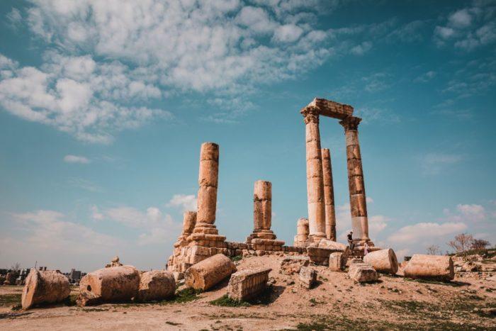 السياحة في عمّان: أهم 10 معالم سياحية بالعاصمة الهاشمية   شنطة سفر : شنطة  سفر