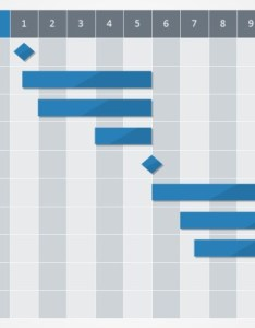 Easily customizable gantt chart templates in different sizes  cells     and  also charts for powerpoint shapechef rh