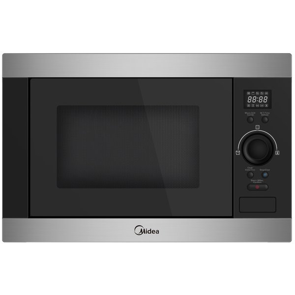 midea built in microwave oven 25 litres ag925bvk