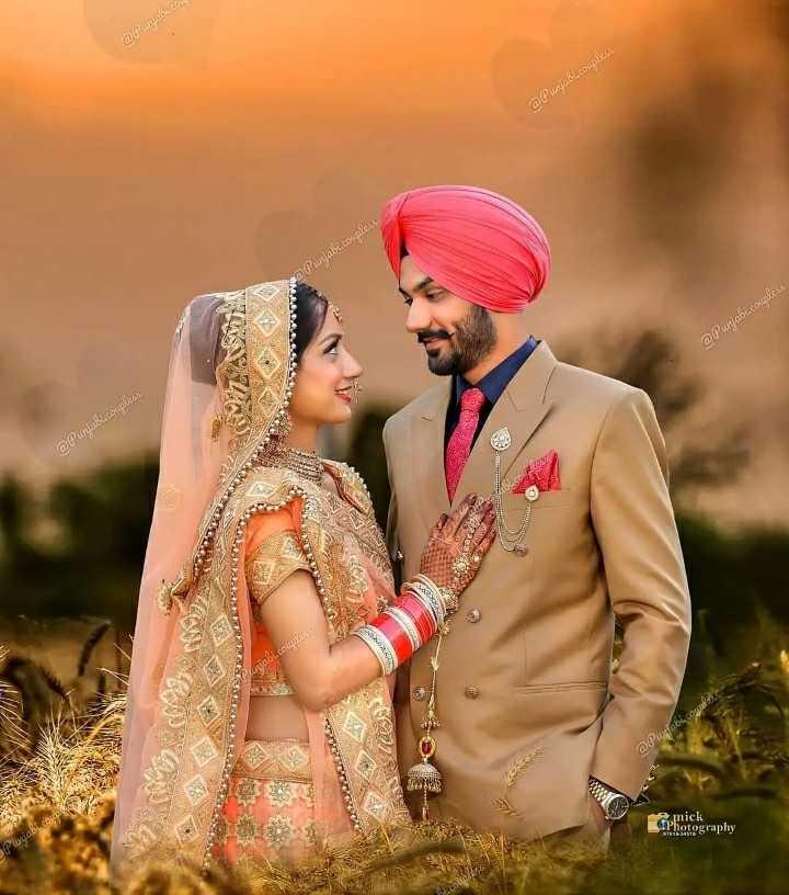 sweet punjabi couple images