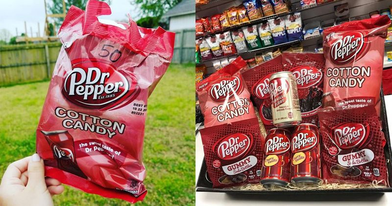 apparently dr pepper cotton
