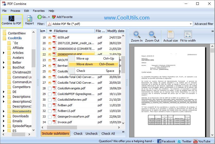 Free PDF Combine (100% discount) | SharewareOnSale