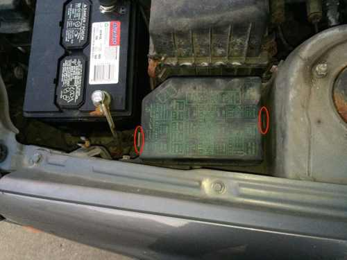 small resolution of fuse box lid tab locations