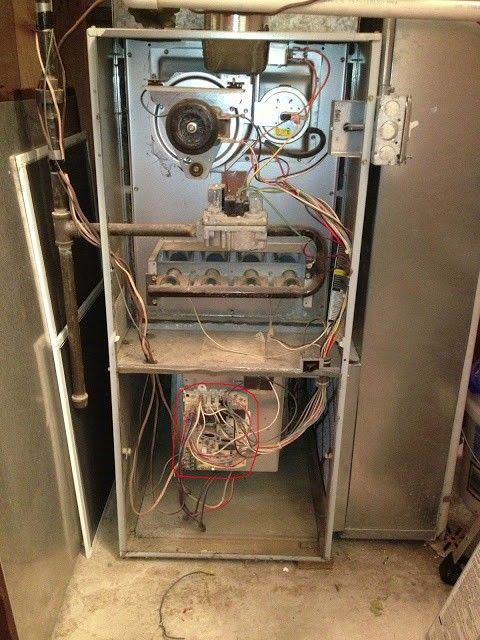 carrier gas furnace wiring diagram for 1990 chevy silverado radio thermostat troubleshooting - share your repair