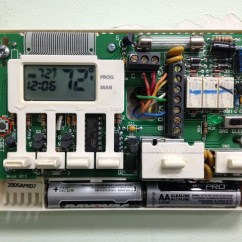 Ritetemp Thermostat Wiring Diagram Labelled Of A Crab How To Program Robertshaw 9615 - Share Your Repair