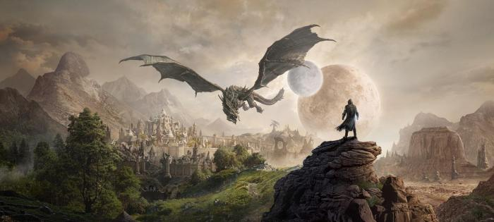 Родина каджитов и угроза драконов — трейлер дополнения The Elder Scrolls Online: Elsweyr