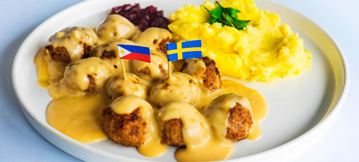 IKEA поделилась рецептом своих божественных фрикаделек и соуса ...