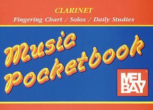Clarinet Fingering & Scale Chart Sheet Music