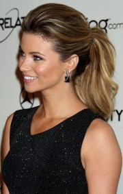 celebrity ponytail hairstyles