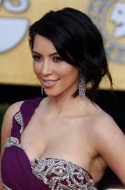 glamorous celebrity updos