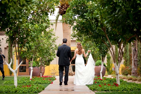 Planning A Summer Wedding Reception