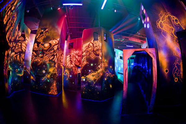 Laser tag venues in the Phoenix area