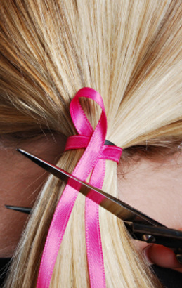 Donating your hair to cancer patients