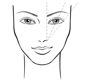 How to shape & define the perfect brow