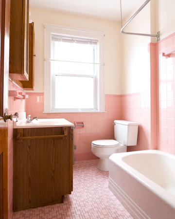 Simple and Inexpensive Bathroom Updates