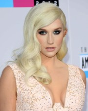 celeb hairstyle of week kesha