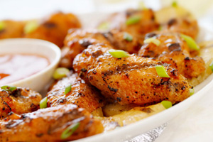 Top 5 Chicken wing recipes