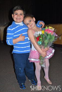 Ethan and Eliza Walmark