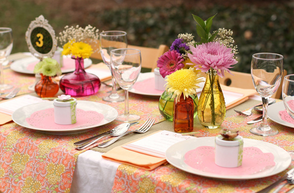 6 Low-cost Ideas For Your Garden Wedding