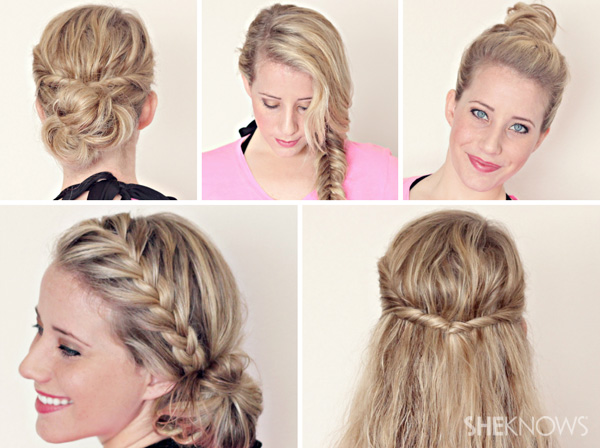 What Are Some Cute Easy Hairstyles For School