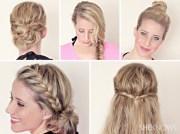 hairstyle tutorials wet hair