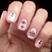 lacquered love nail art fit
