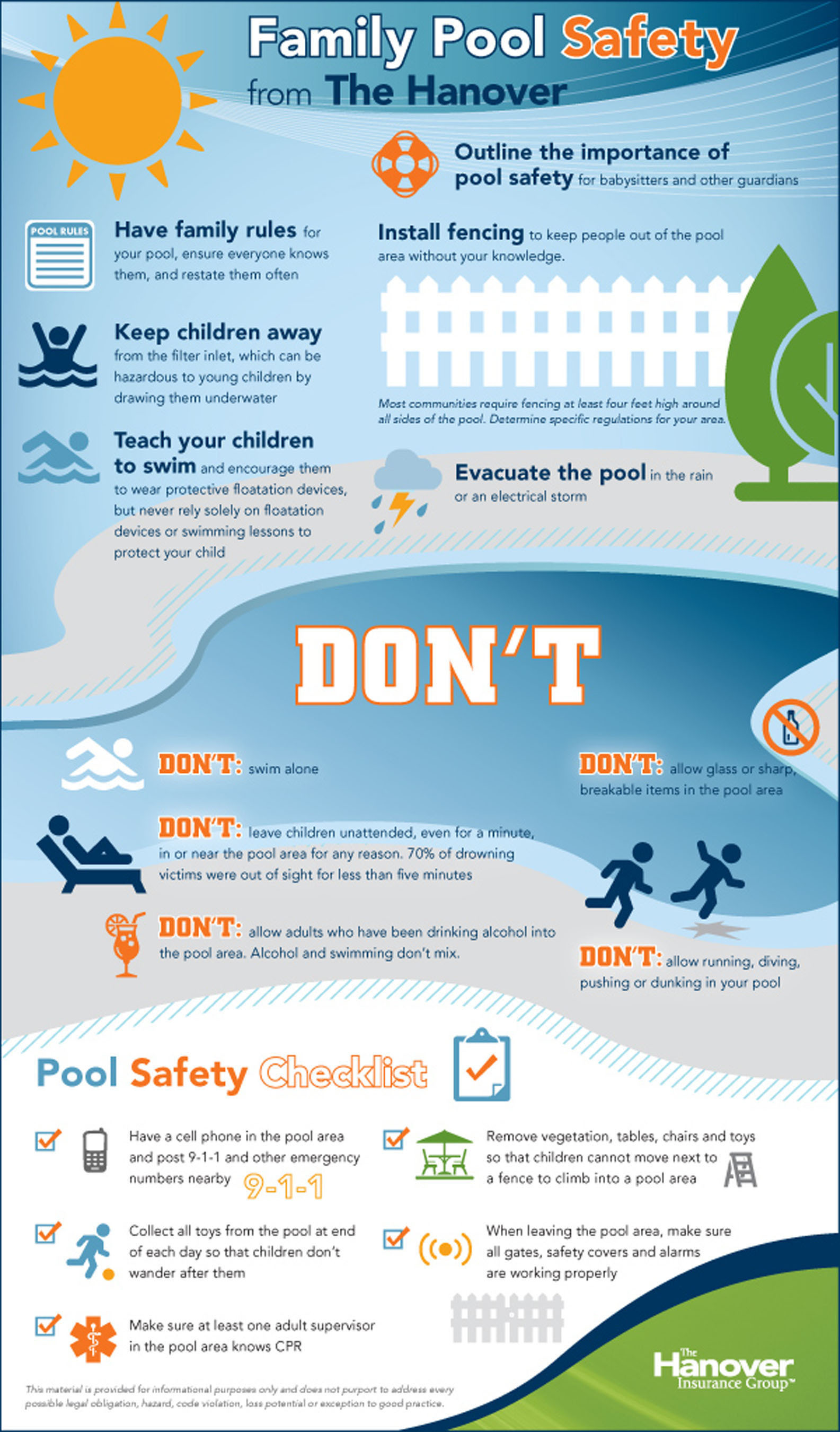 Pool Safety Tips For A Safe And Fun Summer
