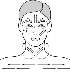 migraine pressure point diagram [ 1560 x 1441 Pixel ]