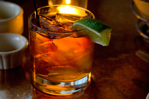 Dark And Stormy Cocktail Recipe — Dishmaps