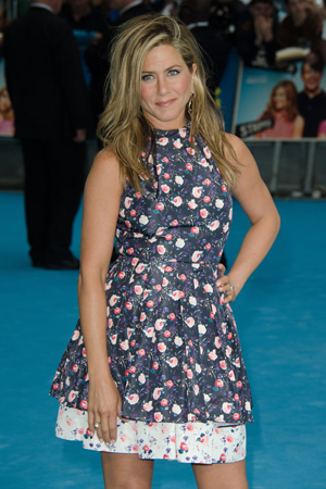 Love It Or Hate It Jennifer Anistons Floral Dress