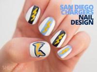 San Diego Chargers fan-icure