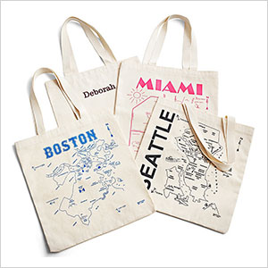 Map totes | Sheknows.ca