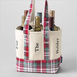 Wine bottle tote | Sheknows.ca