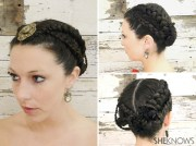 hunger games wedding hairstyle