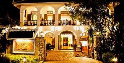 Villa Santi Hotel, Laos