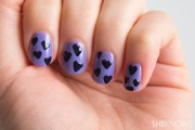 nail art tip create