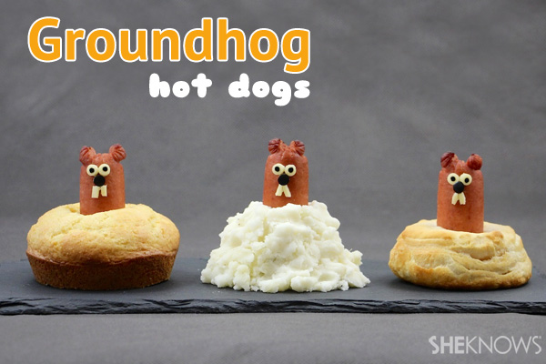 Hot dog, that's a tasty groundhog! | SheKnows