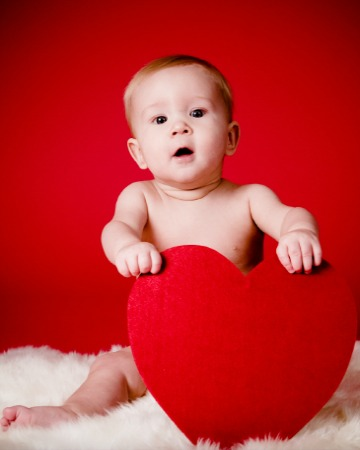Your Babys First Valentines Day