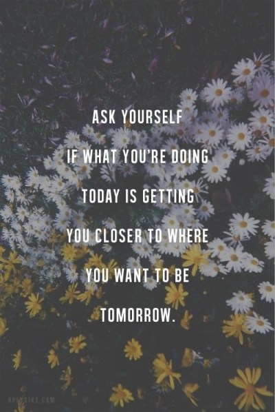 Are you getting closer to your dreams?
