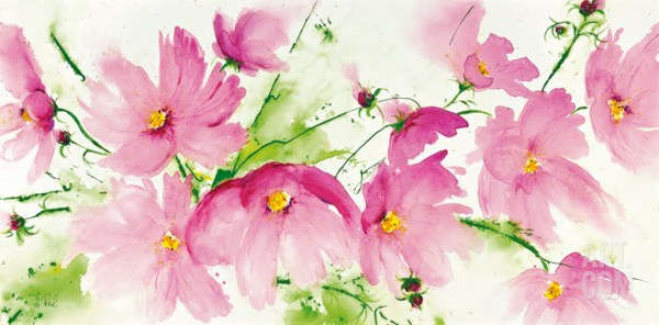 Famous Artist Flower Paintings