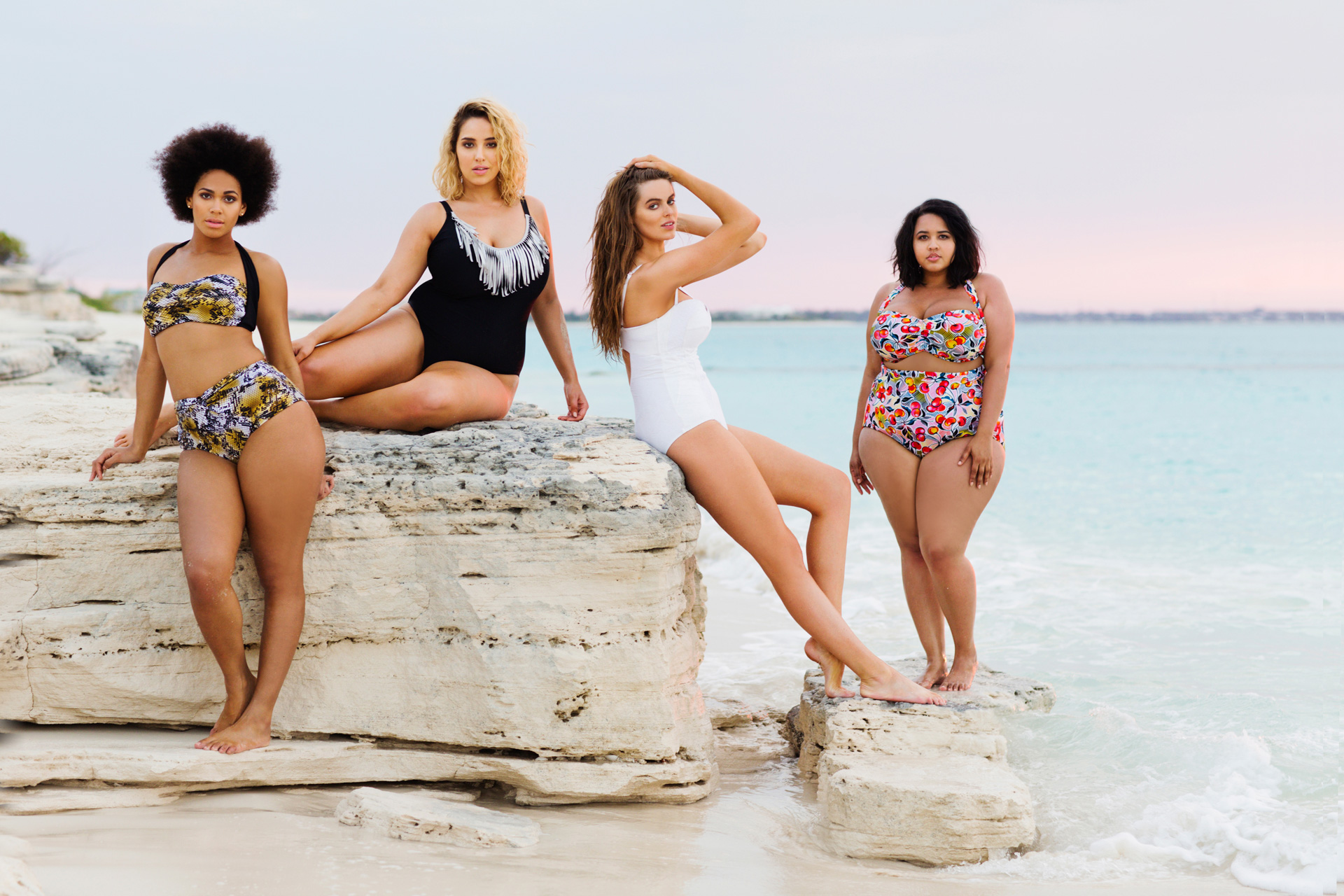 5851db9853ae1 The Best Plus-Sized Bathing Suits are Online