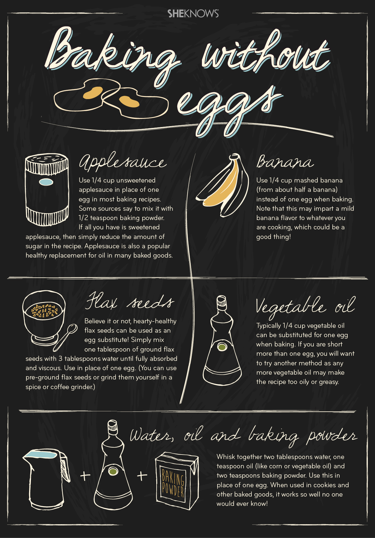 to do if youre out of eggs quick fixes rescue your recipe