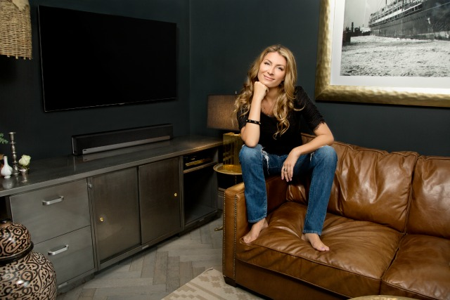 HGTVs Genevieve Gorder shares highlights from her