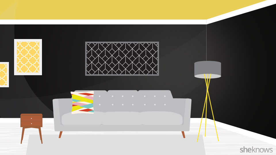 13 Modern ways to paint your walls