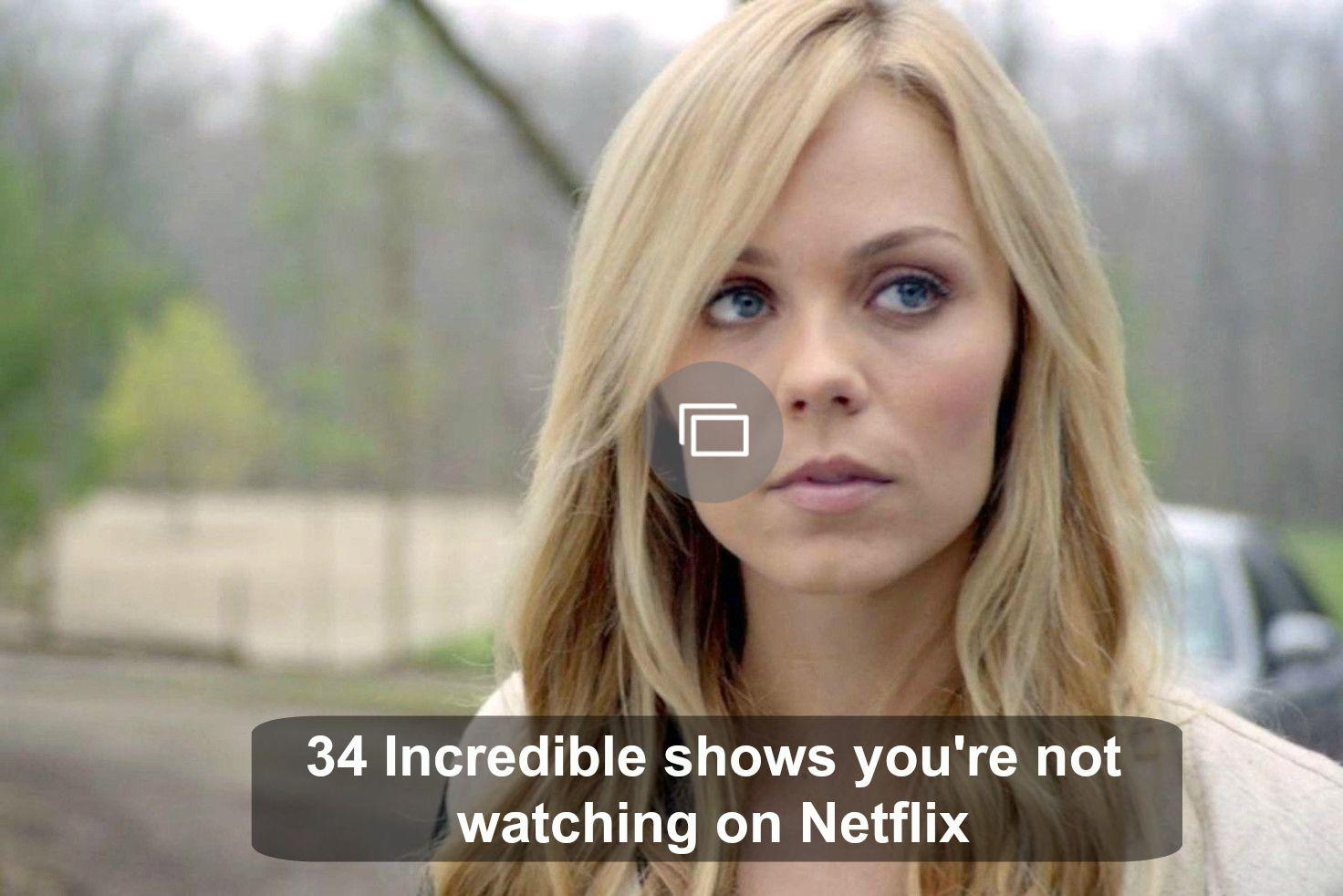Netflix shows to stream
