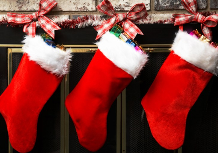 Modern Christmas Stockings
