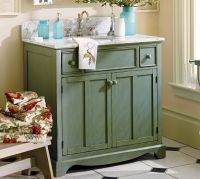 Country French Bathroom Decor - Houses Plans - Designs