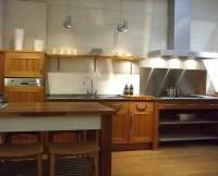 Modern Rustic Kitchen | Small Kitchen Ideas