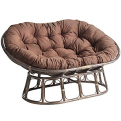 Double Papasan Chair Folding Cushion Bed Pier 1 Import's - Top 10 Living Room Furniture Pieces We Love