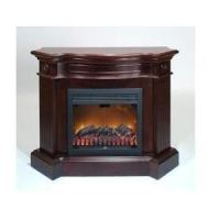 Hargrove Overton Dark Cherry Mantel For Hargrove 23